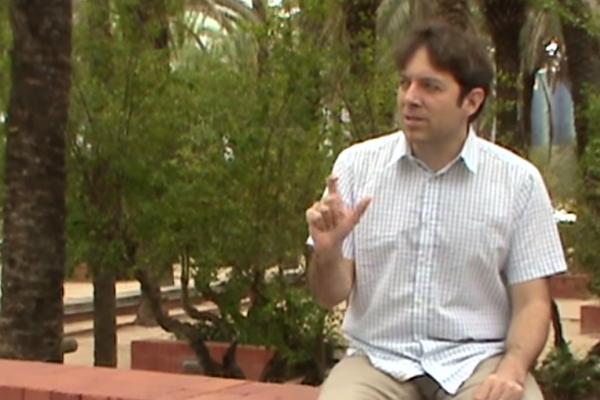Frédéric Bouchard, école d'été de Lisbonne