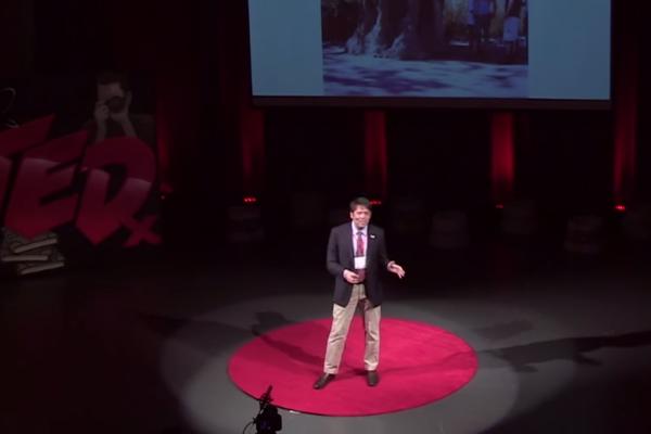 Fbouchard TEDx@Youth